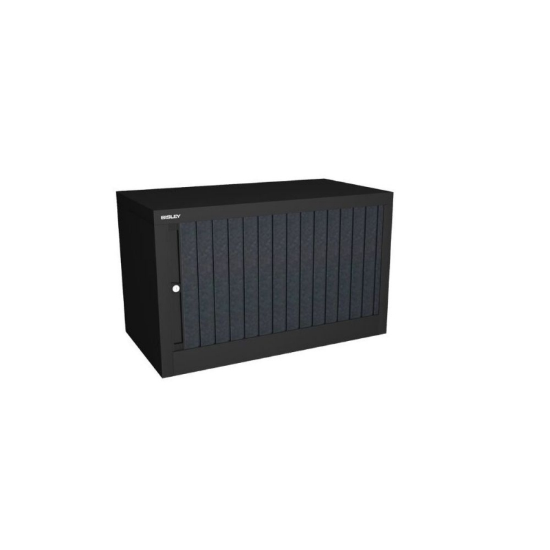 Bisley BET408TBA Rollladenschrank 495 x 800 x 430 (HxBxT in mm)