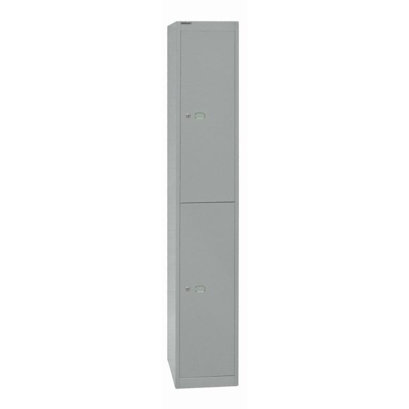 Bisley CLK182 Garderobenschrank 1802 x 305 x 457 (HxBxT in mm) - Expressartikel