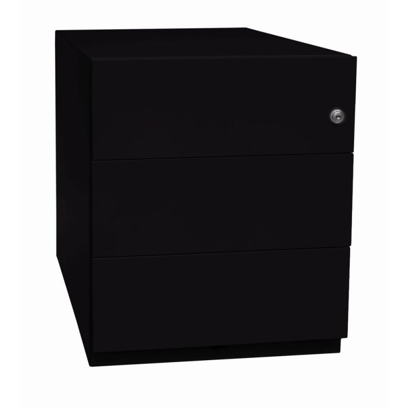 Bisley NWA59M7SSS Rollcontainer 495 x 420 x 565 (HxBxT in mm) - Expressartikel