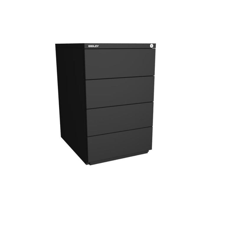 Bisley OBA52M2FFFF Rollcontainer 669 x 420 x 565 (HxBxT in mm)