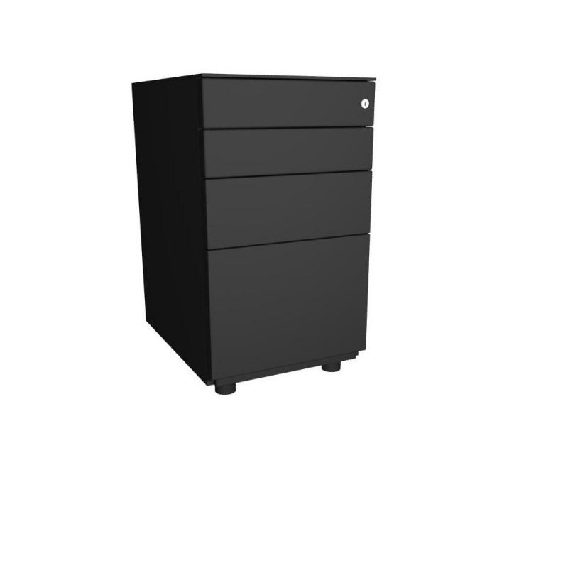Bisley OBA53F1CCEH Standcontainer 730-775 x 420 x 565 (HxBxT in mm)