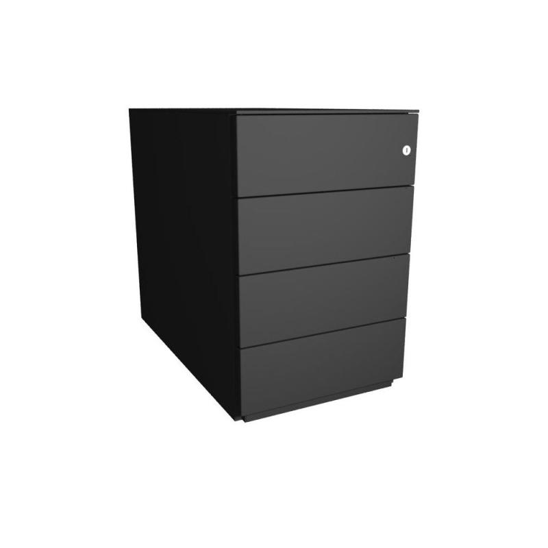 Bisley OBA72M1FFFF Rollcontainer 650 x 420 x 775 (HxBxT in mm)