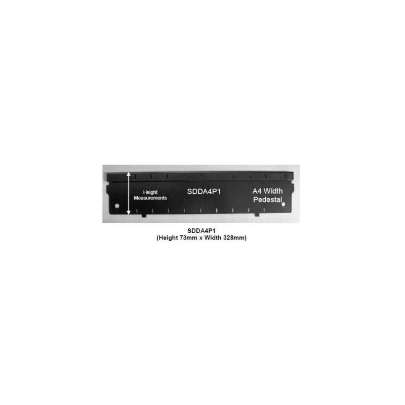 Bisley SDDA4P1 System-Fachteiler A4