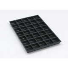 Bisley 221P1800 DIN A4 Schubladeneinsatz H 22 mm 35 Fächer