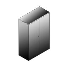 Bisley BG21046SDSBST Schiebetürenschrank 1529-1553 x 1000 x 470 (HxBxT in mm)