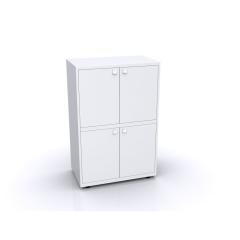Bisley LD0835LS2D Schließfächerschrank 1187-1211 x 800 x 470 (HxBxT in mm)