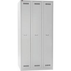 Bisley LIGHT GL09T1245 Garderobenschrank 1850 x 900 x 500 (HxBxT in mm) - Expressartikel