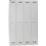 Bisley LIGHT GL12Q1245 Garderobenschrank 1850 x 1200 x 500 (HxBxT in mm)