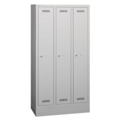 Bisley ML09T1 Garderobenschrank 1700 x 900 x 500 (HxBxT in mm) - Expressartikel