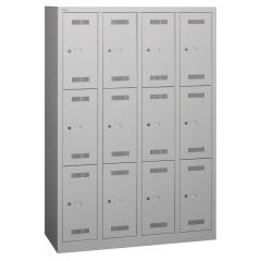 Bisley ML11Q3 Schließfachschrank 1700 x 1183 x 500 (HxBxT in mm)