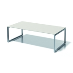 Bisley CITO DOF2412 Schreibtisch, 740 x 2400 x 1200 (HxBxT in mm)