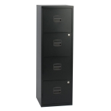 PFA4F Hängeregistraturschrank 1283 x 413 x 400 (HxBxT in mm)